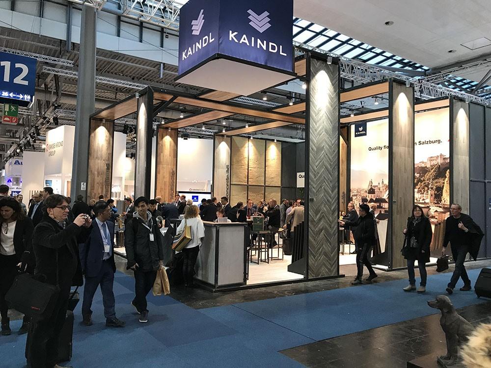Thương hiệu Kaindl nổi tiếng toàn cầu