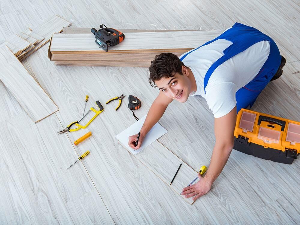 hướng dẫn cách lát sàn gỗ