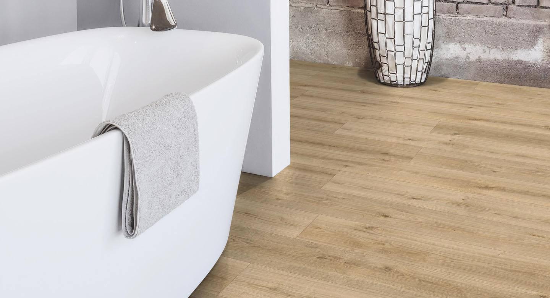 Sàn gỗ công nghiệp châu Âu nhập khẩu siêu chịu nước