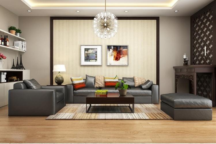 Sàn gỗ màu nào đẹp nhất khi kết hợp với nội thất?