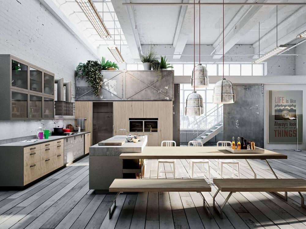 Sàn gỗ màu xám top 5 mẫu sàn gỗ hot nhất 2020