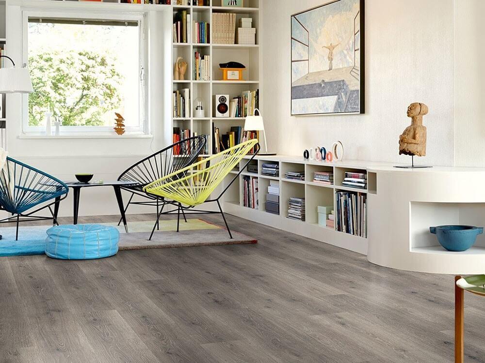 Sàn gỗ Pergo 01802 Sàn gỗ màu xám top 5 mẫu sàn gỗ hot nhất 2020