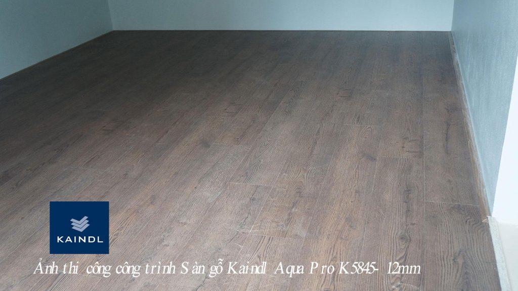 sàn gỗ siêu chịu nước kaindl k5845