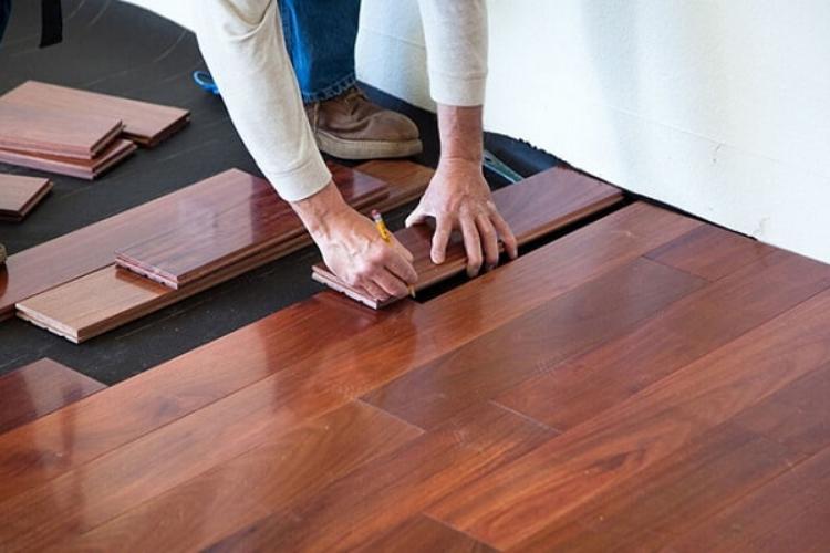 Hướng dẫn cách lát sàn gỗ chuẩn