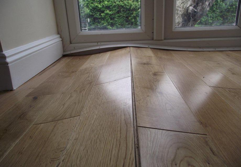 sàn gỗ bị hở- cách xử lý - kaindl