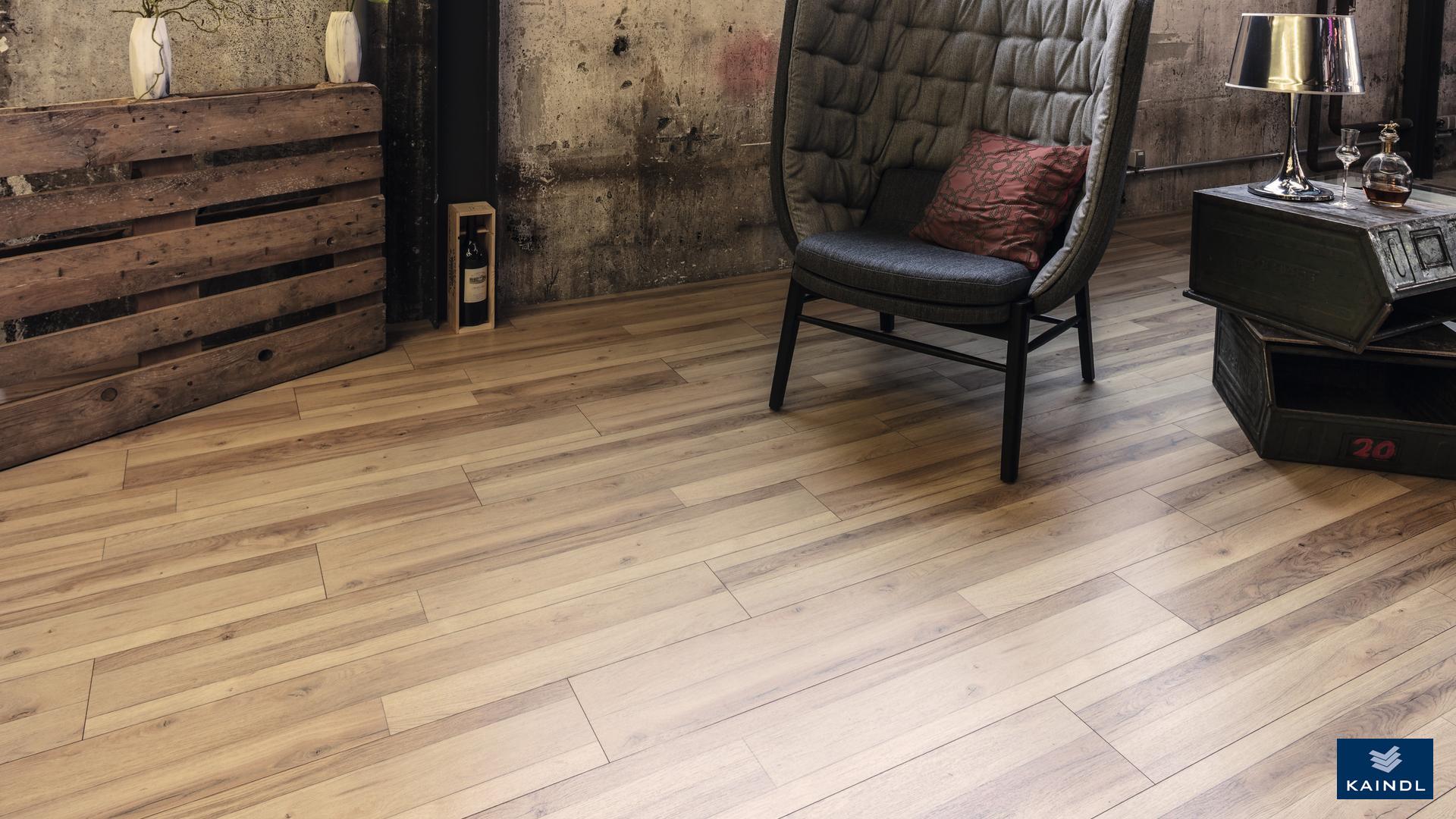 sàn gỗ công nghiệp châu âu Kaindl cao cấp