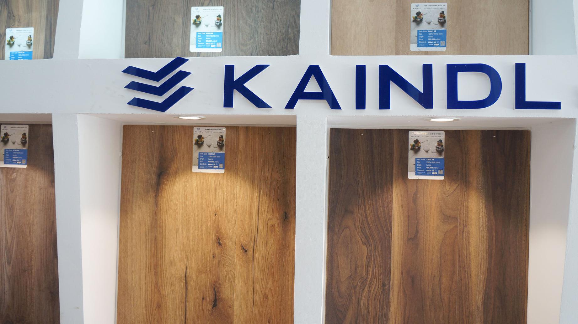 điều kiện bảo hành sàn gỗ kaindl