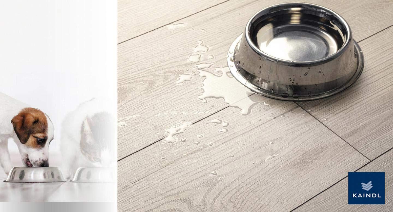 Sàn gỗ Kaindl Aqua Pro 12mm