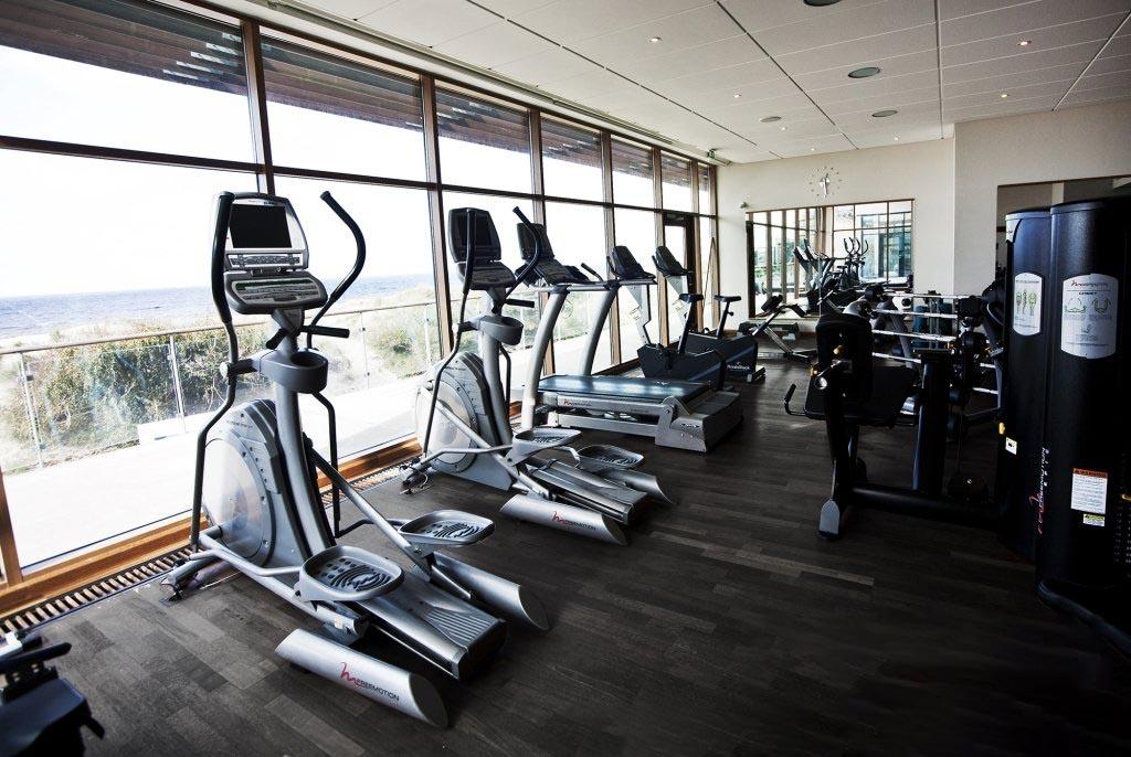 Sàn phòng Gym